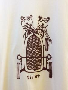 gillさんのTshirts-2